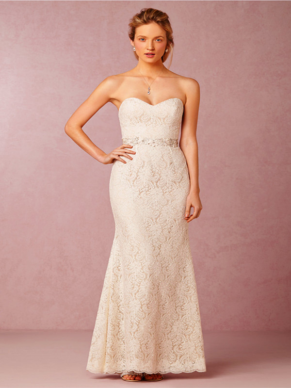 27 Elegant Wedding Dresses Under 500