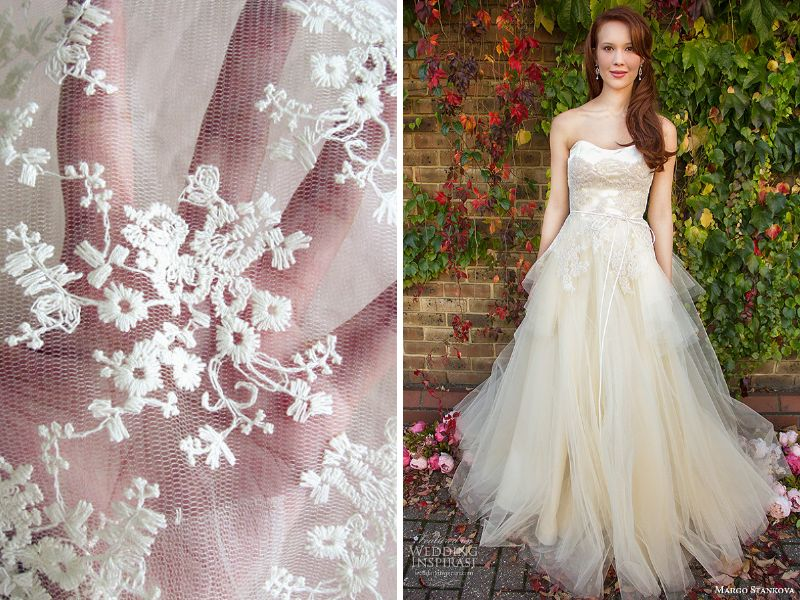 Best Fabric for Wedding Dresses