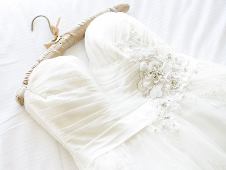 How Much Does It Cost To Dry Clean A Wedding Dress?