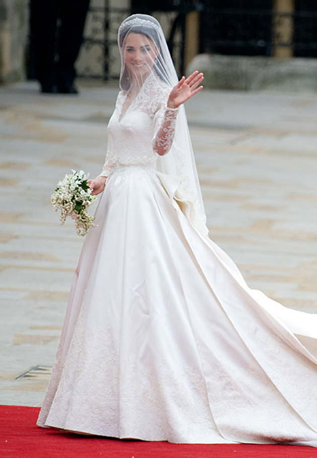 Kate Middleton Wedding Dress And Inspirations Everafterguide
