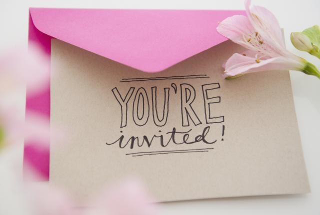 If You Are Invited To A Wedding And Cannot Attend What To Do
