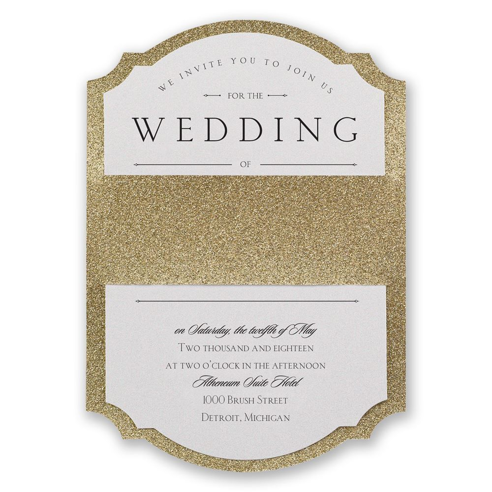 Wedding Invitation Wording Ideas - EverAfterGuide