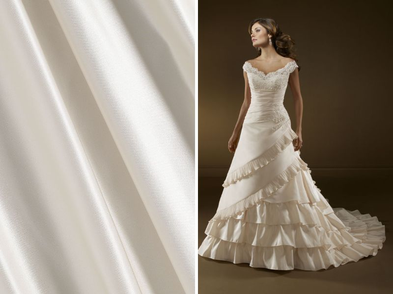 Wedding Dress Materials