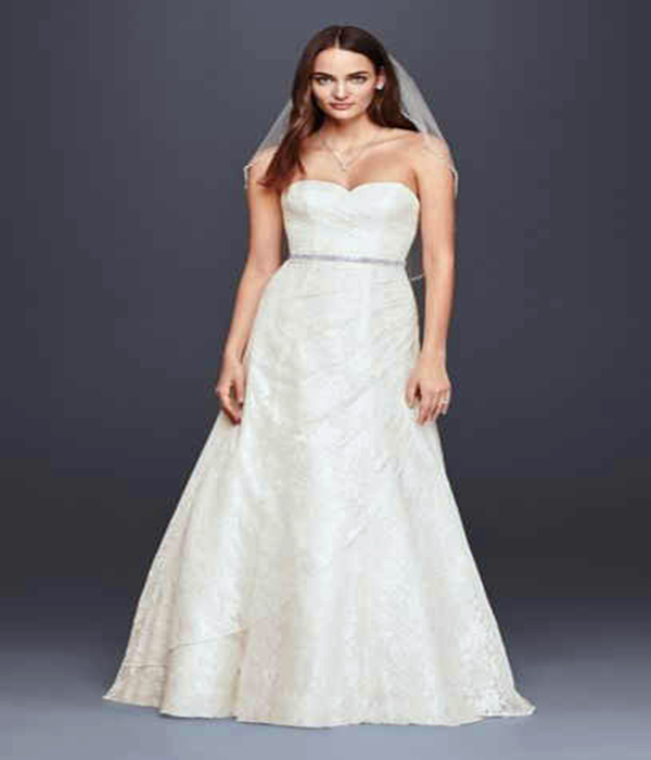 27 Elegant Wedding Dresses Under $500