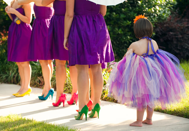 what color shoes to wear with purple dress for bridesmaids everafterguide. Black Bedroom Furniture Sets. Home Design Ideas