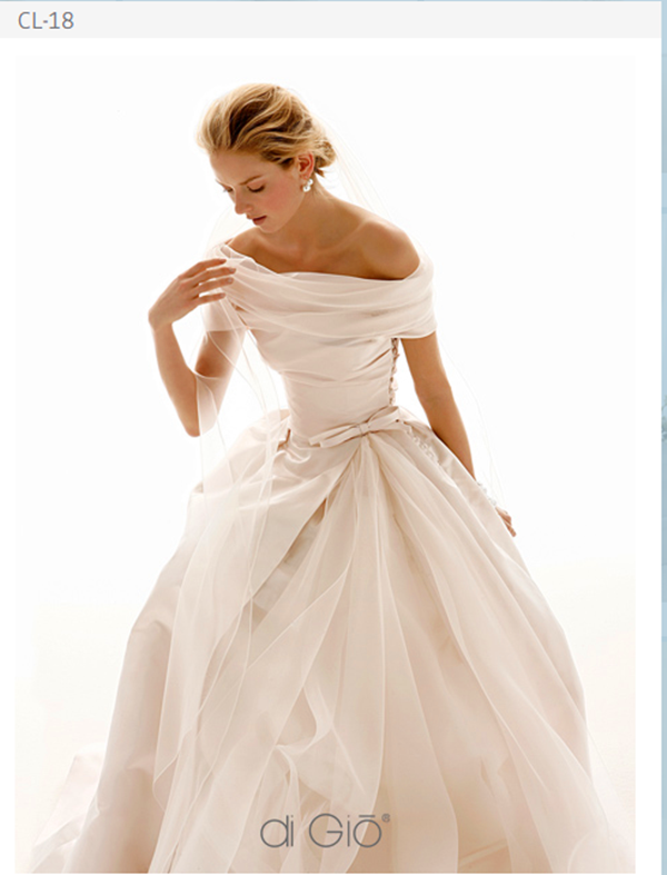 Wedding gowns for mature brides