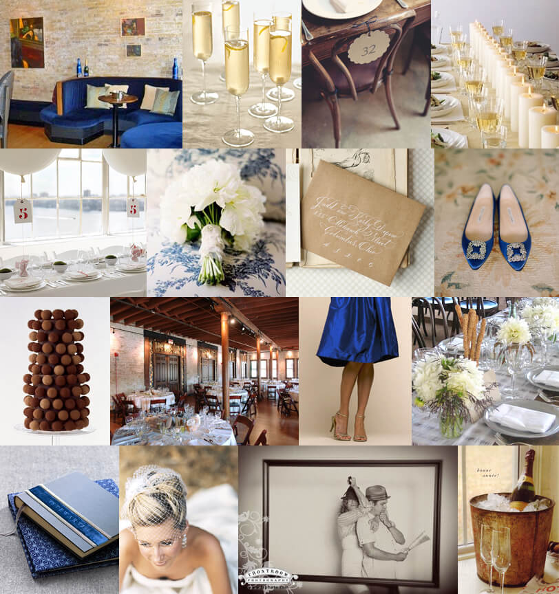 Royal Blue Wedding Centerpieces: 10 Of The Best Colors Matching Royal Blue