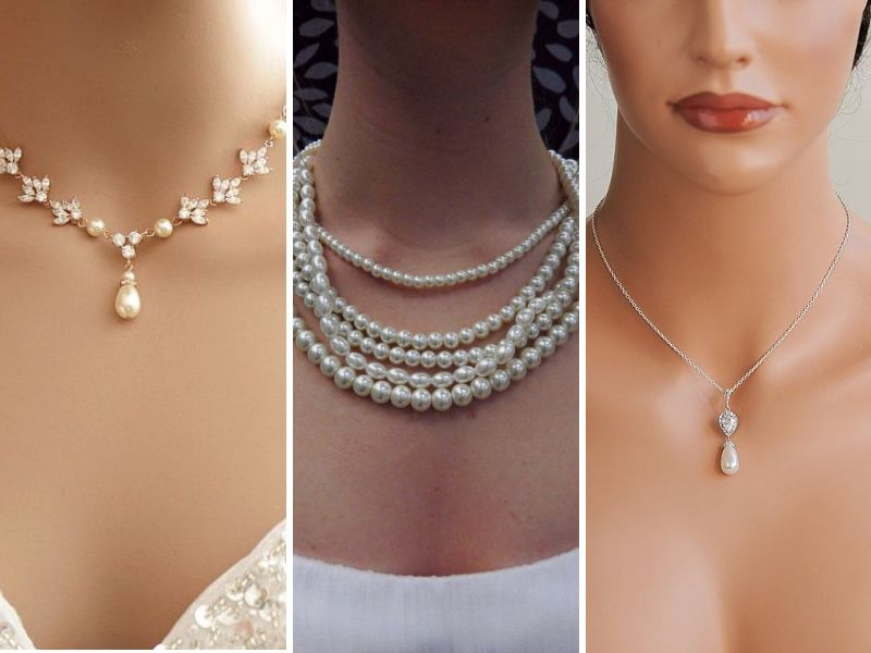 Image result for HOW TO CHOOSE THE PERFECT NECKLACE FOR YOUR DRESS