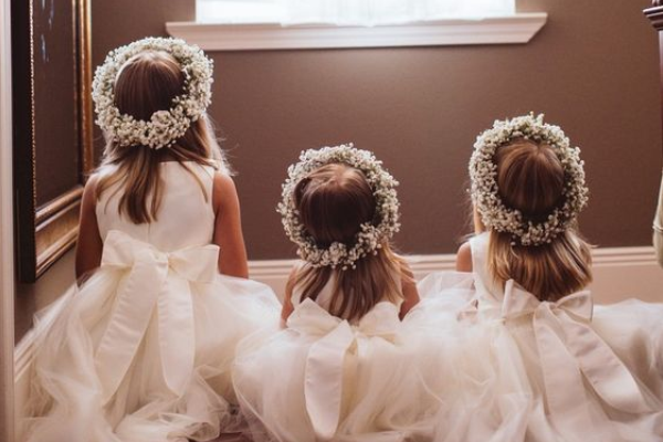 Patterns For Flower Girl Dresses: Where To Look