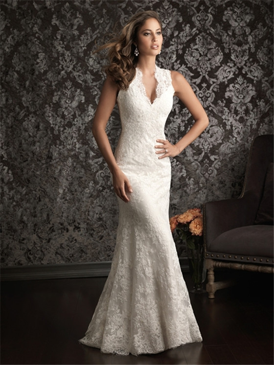 Bridal dresses suitable for large busts tips and top for Wedding dresses for big busted women