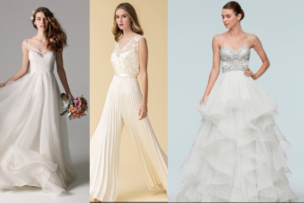 Nordstrom Offers Stylish And Innovated Wedding Gowns