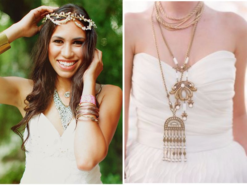 Something Diffe For A Boho Bride