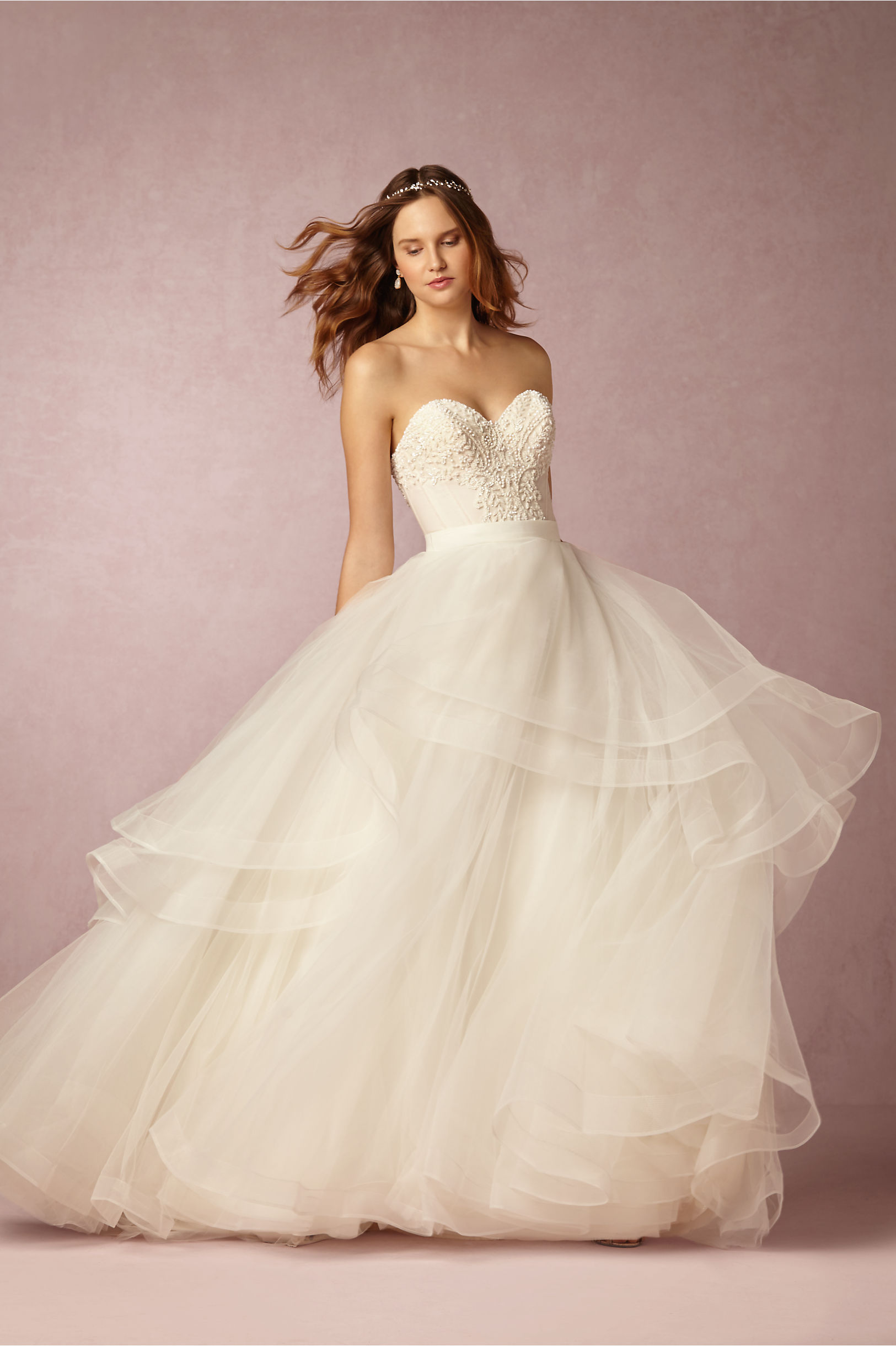 Recommended Strapless Wedding Dresses