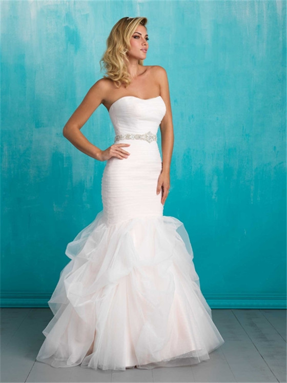 Bridal Dresses Suitable for Large Busts: Tips and Top Picks ...